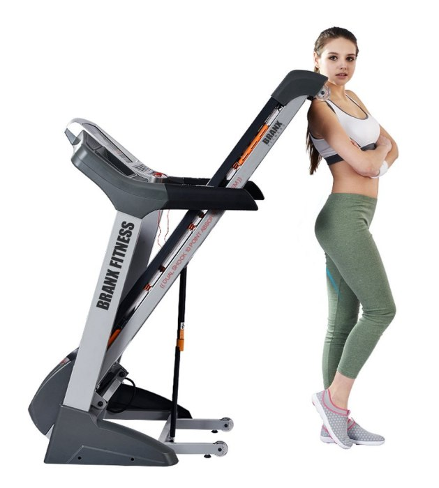 Branx Fitness Elite Runner Pro Foldable Treadmill Review