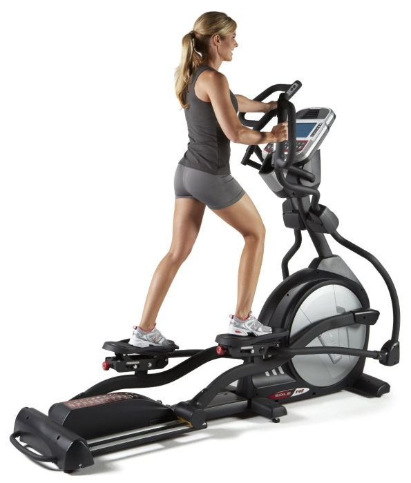 Sole Fitness E98 Commercial Elliptical Trainer