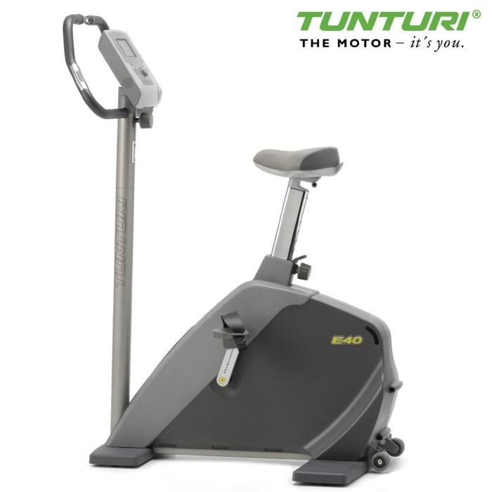 Tunturi E40 Exercise Bike Upright Magnetic