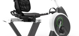 Tunturi Go 50 Recumbent Exercise Bike