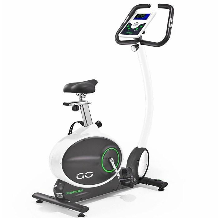 Tunturi GO Bike 50 Upright Exercise Bike