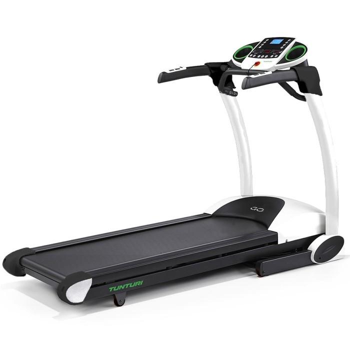 Tunturi Go Run 50 Motorised Folding Treadmill