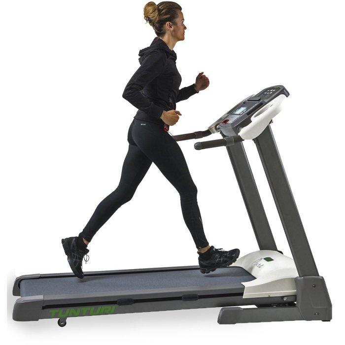 Tunturi Pure Run 3.1 Treadmill Motorised Folding